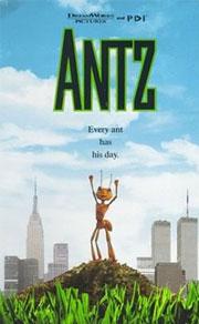 Antz - Was krabbelt da?