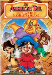 Feivel, der Mauswanderer 3 - Der Schatz von Manhattan Island