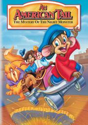 Feivel, der Mauswanderer 4 - Das Ungeheuer von Manhattan Island