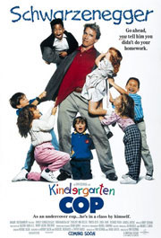 Alle Infos zu Kindergarten Cop