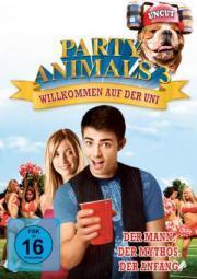 Alle Infos zu Party Animals 3 - Willkommen auf der Uni