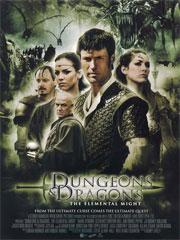 Alle Infos zu Dungeons & Dragons - Die Macht der Elemente
