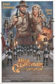 Alle Infos zu Quatermain 2 - Auf der Suche nach der geheimnisvollen Stadt