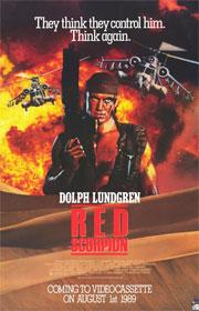 Alle Infos zu Red Scorpion
