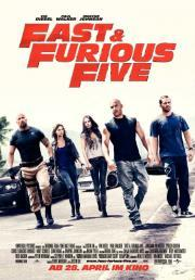 Alle Filminfos zu Fast & Furious Five