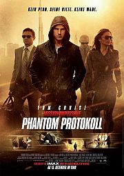 Alle Infos zu Mission: Impossible - Phantom Protokoll