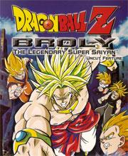 Dragonball Z - Der legendäre Super Sayajin