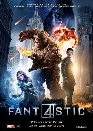 Alle Infos zu Fantastic Four