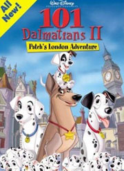 Alle Infos zu 101 Dalmatiner Teil 2 - Auf kleinen Pfoten zum großen Star