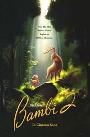 Alle Infos zu Bambi 2 - Der Herr der Wälder