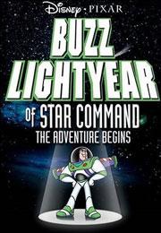 Captain Buzz Lightyear - Star Command - Das Abenteuer beginnt