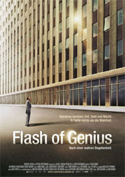 Alle Infos zu Flash of Genius