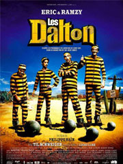 Alle Infos zu Die Daltons gegen Lucky Luke