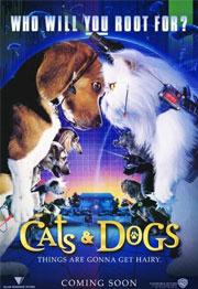 Cats & Dogs - Wie Hund und Katz'