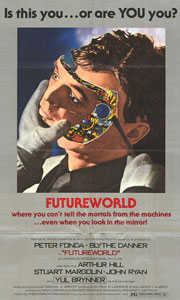 Alle Infos zu Futureworld - Das Land von Übermorgen