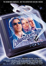 Alle Infos zu Galaxy Quest - Planlos durchs Weltall