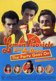 Lemon Popsicle 9 - The Party Goes on
