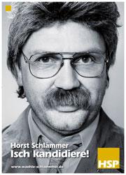 Alle Infos zu Horst Schlämmer - Isch kandidiere!