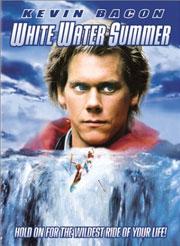 Wildwasser Sommer