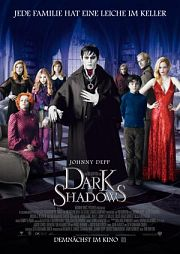 Alle Filminfos zu Dark Shadows