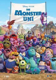 Alle Infos zu Die Monster Uni
