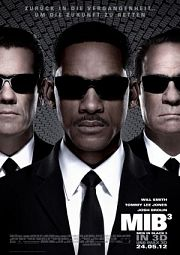 Alle Filminfos zu Men in Black 3