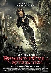 Resident Evil - Retribution