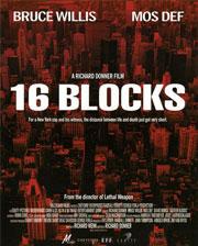 Kritik zu 16 Blocks