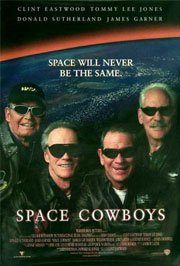 Alle Infos zu Space Cowboys