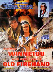 Alle Infos zu Winnetou und sein Freund Old Firehand