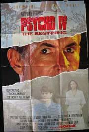 Psycho 4 - The Beginning