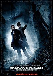 Alle Infos zu Sherlock Holmes - Spiel im Schatten