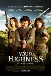 Alle Infos zu Your Highness - Schwerter, Joints und scharfe Bräute