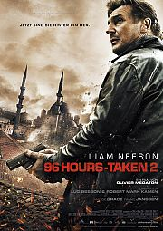 Alle Filminfos zu 96 Hours - Taken 2