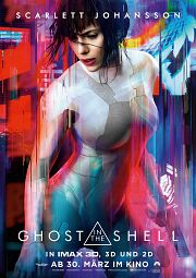 Alle Infos zu Ghost in the Shell