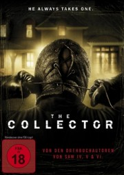 Alle Infos zu The Collector - He Always Takes One