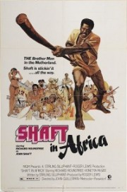 Shaft in Afrika