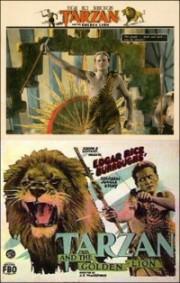 Tarzan und der goldene Löwe