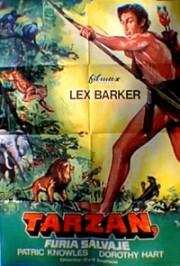 Tarzan, der Verteidiger des Dschungels