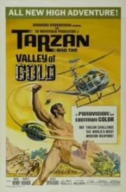 Tarzan und die goldene Stadt