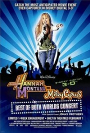 Hannah Montana und Miley Cyrus - Best of Both Worlds Concert Tour