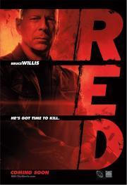 R.E.D. - �lter, h�rter, besser