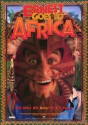 Ernest in Afrika