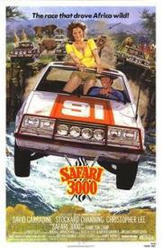 Safari 3000 - Die Afrika Rallye