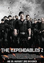 Alle Filminfos zu The Expendables 2