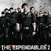 "Explosives Gruppenposter + TV-Spot zu ""The Expendables 2"""