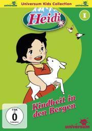 Alle Infos zu Heidi - Kindheit in den Bergen