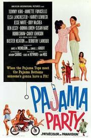 Alle Infos zu Pyjama-Party