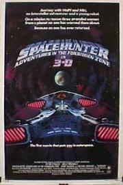 Spacehunter - Jäger im All
