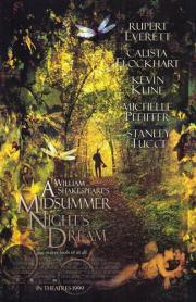 William Shakespeare's Ein Sommernachtstraum